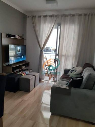 Apartamento À Venda, 49 M² Por R$ 259.800,00 - Jardim Rossi - Guarulhos/sp - Ap3595