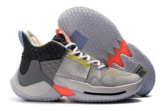 Tenis Nike Jordan Why Not Zero.2 0.2 Feminino Varias Cores