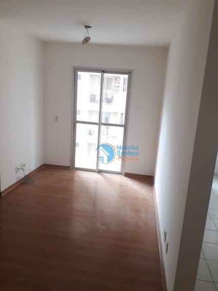Apartamento Com 2 Dormitórios À Venda, 47 M² Por R$ 156.000 - Panorama (polvilho) - Cajamar/sp - Ap0295