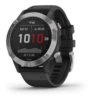 Reloj Gps Garmin Fenix 6s Negro Usado