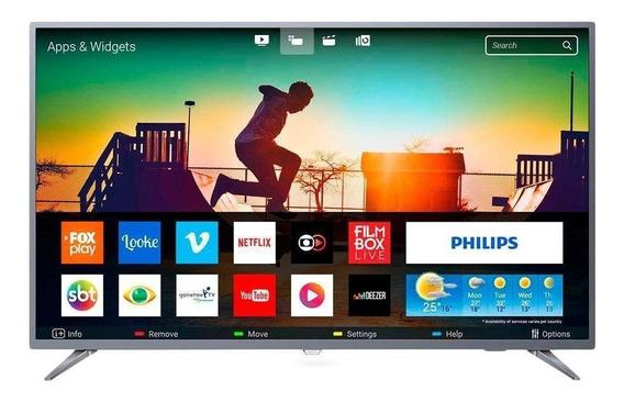 "Smart TV Philips 6000 Series 58PUG6513/78 LED 4K 58"""