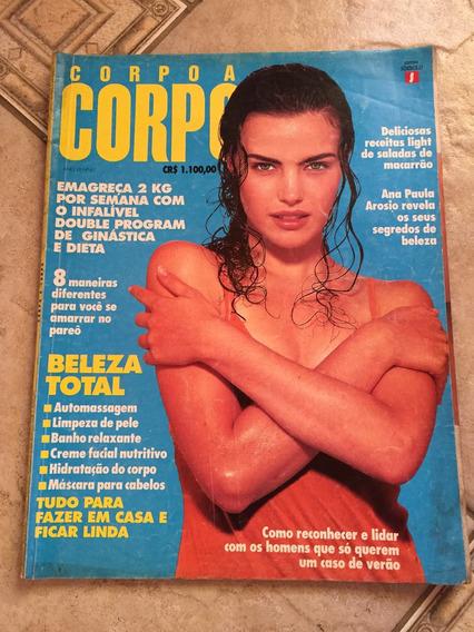 Revista Corpo A Corpo 61 Ana Paula Arósio Gal Costa J334
