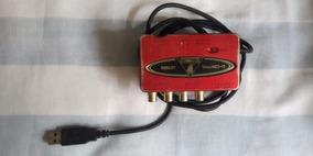 Behringer Interface De Áudio Uca 222 Negociável