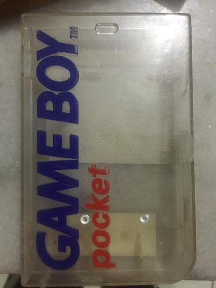Caixa Original Acrilo Gameboy Pocket