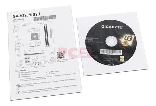 Dvd - Drive Placa Mãe - A320m-s2h * Original