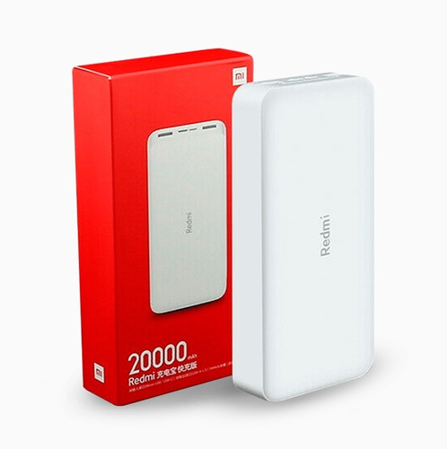 Cargador Portátil Xiaomi Mi Power Bank 2 20000 Mah / Tienda