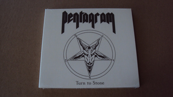 Pentagram - Turn To Stone - Digipack Cd Europeu Lacrado
