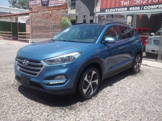 Hyundai Tucson Limited Tech 2016