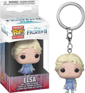 Funko Pop Keychain Frozen 2 Elsa