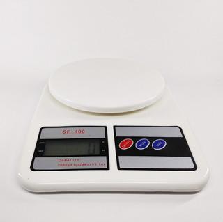 Balanza Gramera Báscula Digital Cocina Capacidad Hasta 7kg