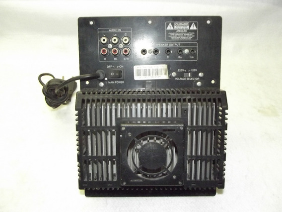 Partes Modulo De Som Gradiente Amplificador/fonte