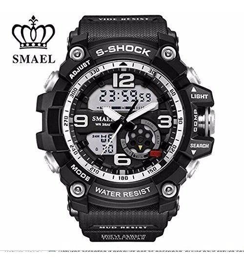 Relógio Militar Smael Original - Pronta Entrega