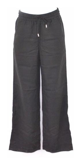 Hm Pantalón Negro 24x31