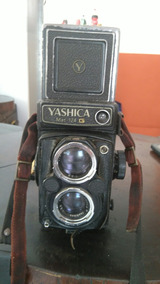 Máquina Fotográfica Yashica G
