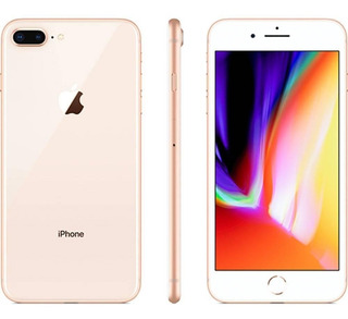 iPhone 8plus Gold 64gb -anatel Original Lacrado- Nf