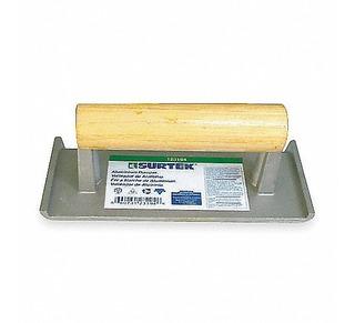 Volteador De Aluminio Mango Madera