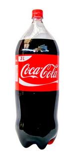 Coca Cola, Sprite Y Coca Sin Azucar De 3l