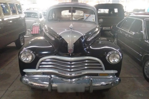 Chevrolet Fleetmaster 1946 46 - 4 Portas - Original - Antigo