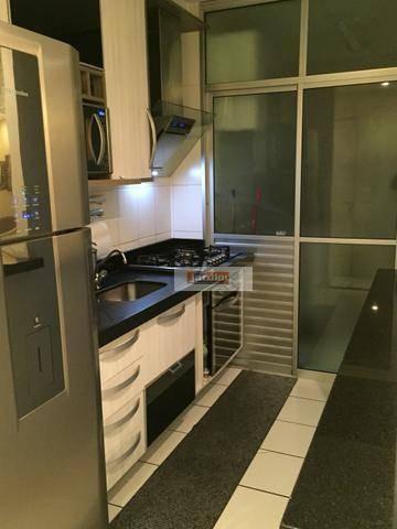 Apartamento Residencial À Venda, Taboão, São Bernardo Do Campo. - Ap3871