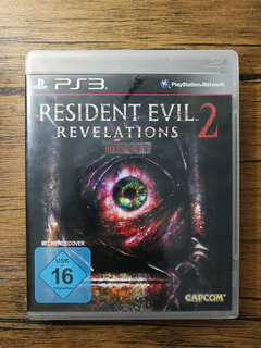 Resident Evil Revelations 2 Playstation 3 Ps3 Buen Estado !!