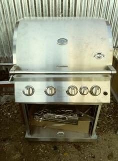 Bbq Acero Inoxidable Jackson Grills.... $ 39,500