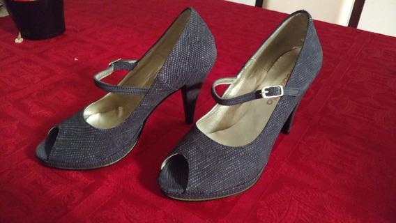 Zapatos Mujer Nuevos De Cuero