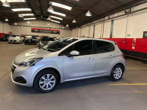 Peugeot 208 Active 16v Alarma Y Antiniebla 2017 Urion Autos