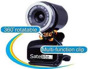 Webcam Camera Satellite Wb-c25
