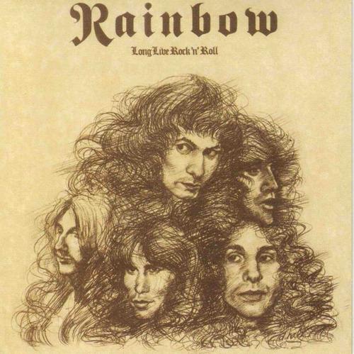 Cd Rainbow Long Live Rock'n Roll Importado