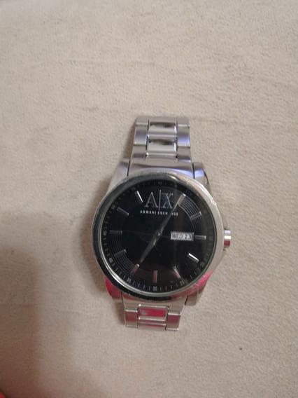 Relógio Armani Exchange (prata)