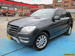 Mercedes Benz Clase Ml 350 4matic - 3500cc At Aa