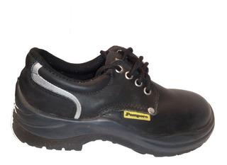 Zapato Constructor Pvc (c/p) Marca Pampero Cod121711136