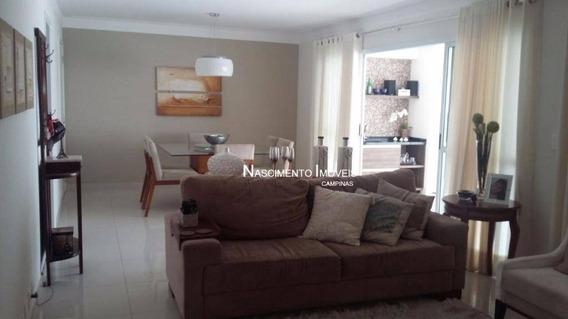 Apartamento Residencial À Venda, Vila Brandina, Campinas. - Ap0369