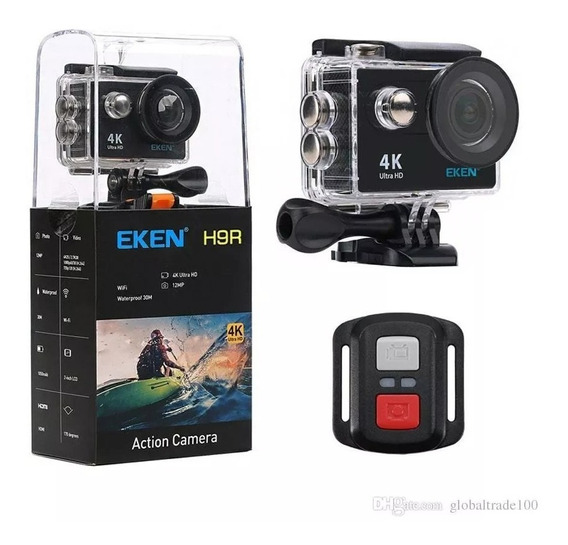 Camera Eken H9r 4k Original Pronta Entrega