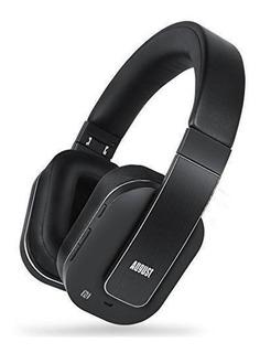 Agosto Ep750 Auriculares Estéreo Inalámbricos Bluetooth C