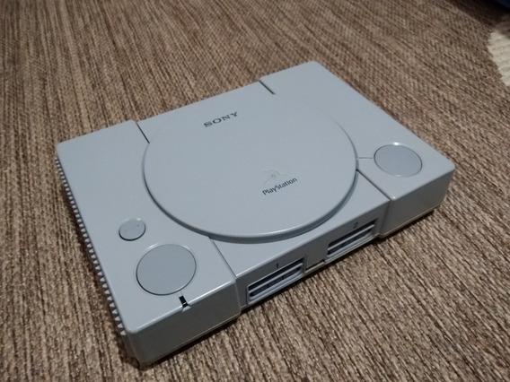 Console Ps1 Scph 1001 Raro (leia)