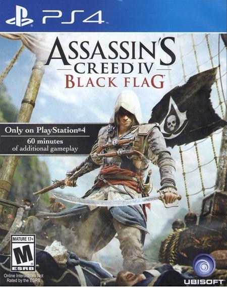 Assassins Cree 4 Black Flag Ps4