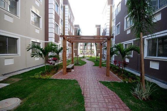Apartamento Para Venda, 2 Dormitórios, Barreto - Macaé - 1094