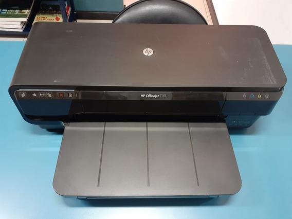 Hp Officejet 7110 (para Retirada De Peças)