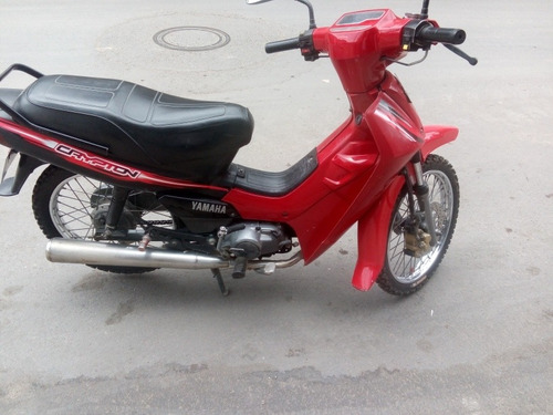 Yamaha Cripton ,110 Modelo 2006