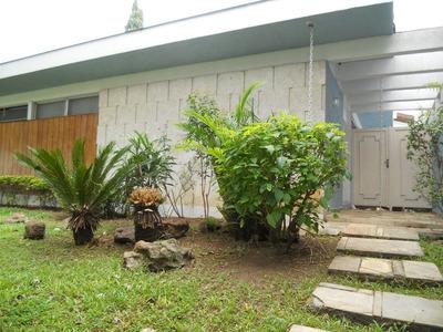 Linda Casa Térrea No Alto De Pinheiros - 300m² - 345-im49151
