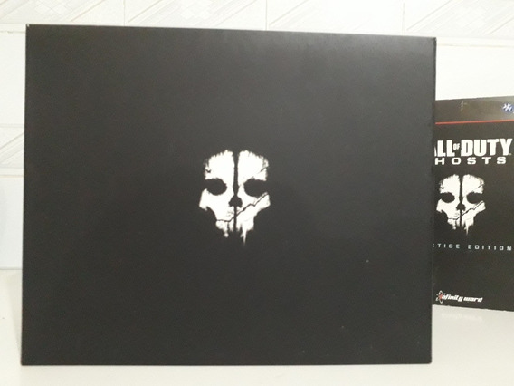 Call Of Duty Ghosts Prestige Edition Ps3