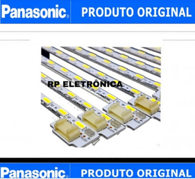 Led Tv Panasonic Tc-40c400b Novo!! C/fita Dupla Face