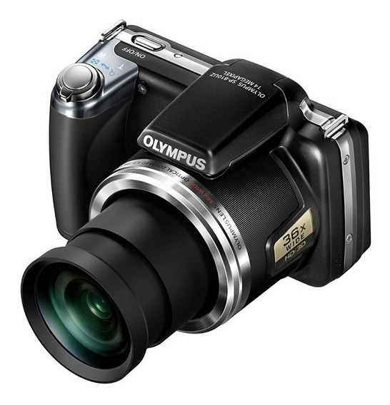 Câmera Digital Olympus Sp810 Semi-profissional + Brinde