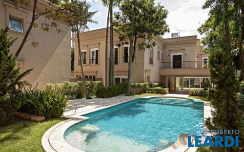 Casa Assobradada - Jardim Europa - Sp - 563849