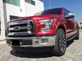Ford Lobo Xlt Doble Cabina 4x2 2015