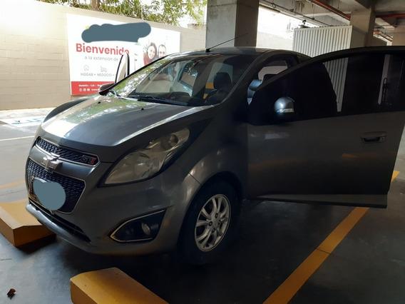 Chevrolet Spark Gt Gris Ocaso