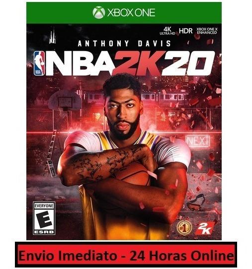 Nba 2k20 - Xbox One Midia Digital