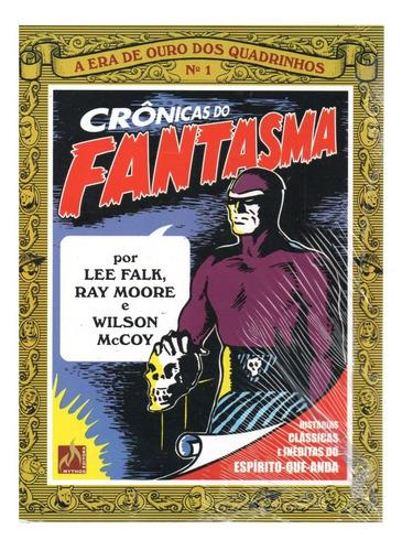 Cronicas Do Fantasma 1 - Mythos 01 - Bonellihq Cx103 O20