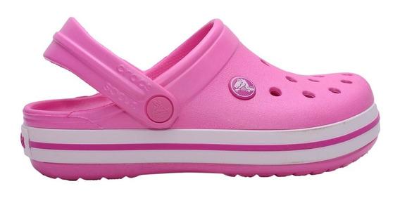 Zuecos Crocs Crocband Kids -c-10998-c6u9- Trip Store